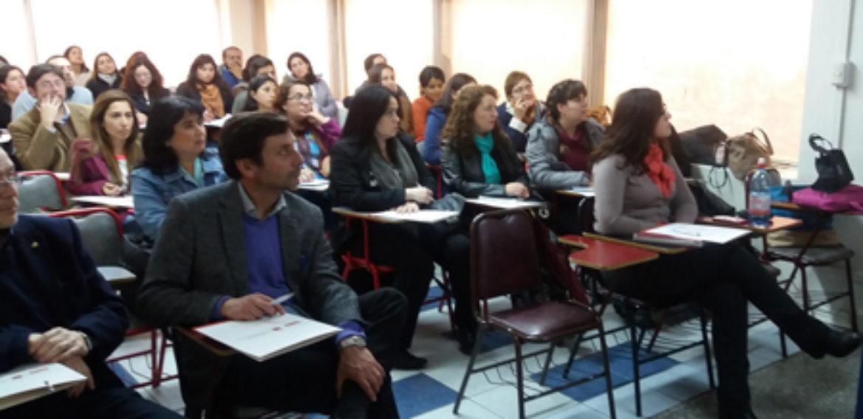 Escuela de Pedagogía y PMI imparten diplomado a profesores Mentores de la Red Estratégica de la PUCV