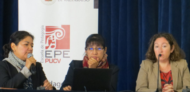"""Con la presencia de expositoras internacionales se realizaron """"II Jornadas de Reflexión en Discapacidad Intelectual y del Desarrollo"""""""