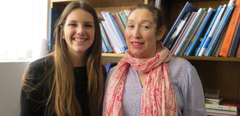 Becaria Fulbright desarrolla proyecto con carrera de Educación Especial-Diferencial para visibilizar a personas con discapacidad y empoderarlos en sus derechos