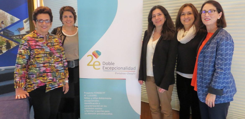 Actores vinculados al desarrollo e investigación en Alta Capacidad se reúnen en Seminario Internacional