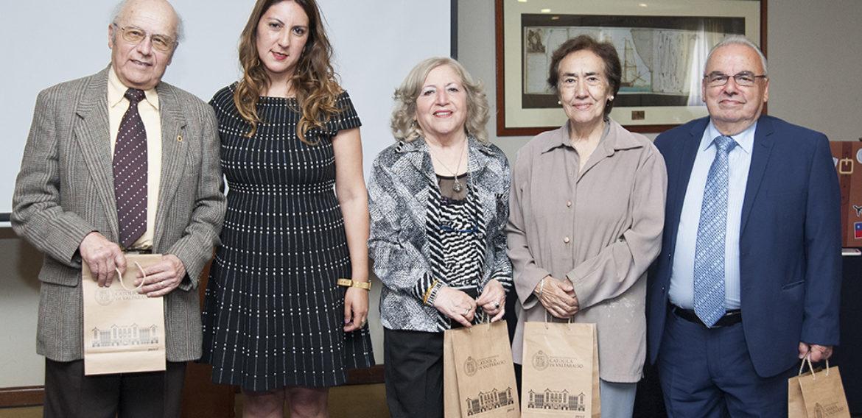 Carrera de Pedagogía Básica conmemora 50 años de historia con almuerzo de camaradería