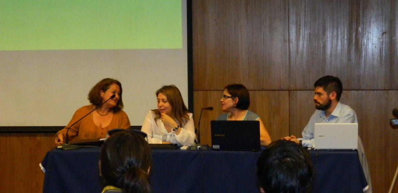 Equipo de investigación liderado por la académica Silvia Redón realizó seminario para difundir 10 décadas de investigación