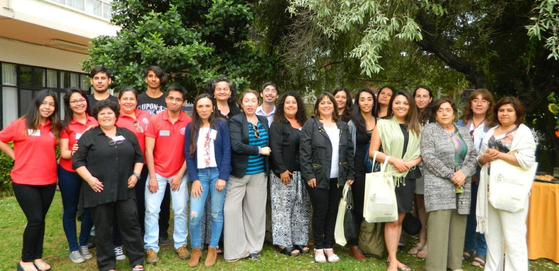 Ex alumnos de Educación Especial-Diferencial se reúnen para coordinar actividades de celebración de los 40 años de la carrera