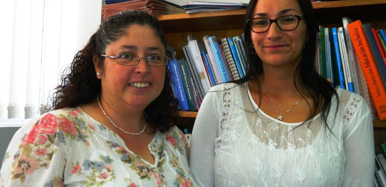 Nuevas docentes se integran a la Escuela de Pedagogía