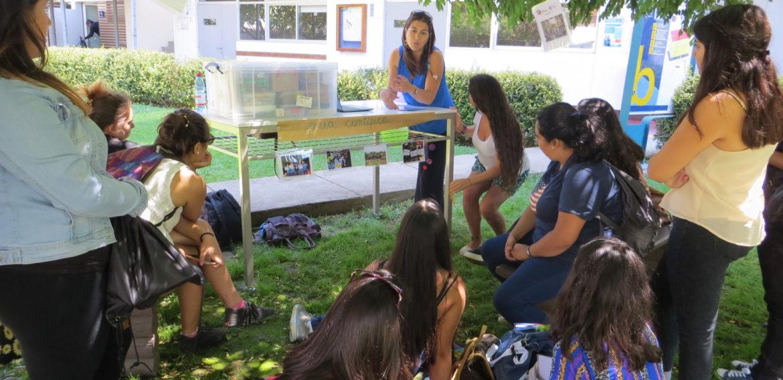 Escuela de Pedagogía recibió a sus nuevos estudiantes