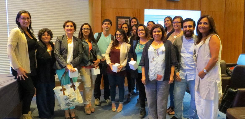 Carrera de Educación Especial-Diferencial realizó III Encuentro de egresados