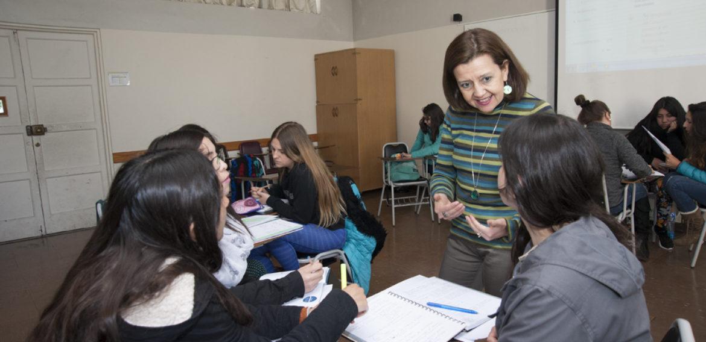 Académica de la Escuela de Pedagogía integra comité de área de Comisión Nacional de Acreditación