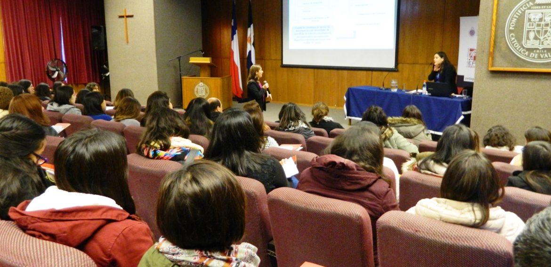 Educación Especial realizó masiva Jornada de Actualización en torno al Decreto 83
