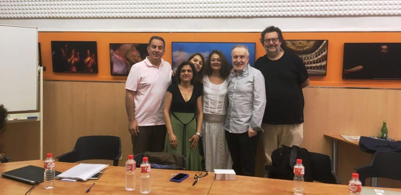Profesores Silvia Redón y Félix Angulo exponen en importante seminario realizado en España