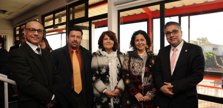 Inauguran Centro de Investigación para la Educación Inclusiva