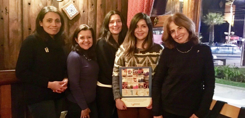 Testimonio de ex alumna: Educadora de Párvulos cuenta su experiencia apoyando el trabajo de la Revista Perspectiva Educacional