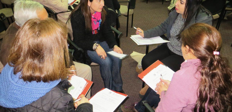 Profesores de la región asisten a taller sobre proyectos de ciencia en el aula