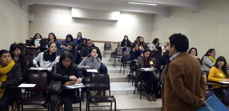 Se inició cuarta versión de diplomado para profesores mentores de la PUCV