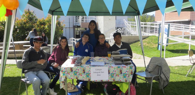 Estudiantes de Educación Especial organizaron Feria Inclusiva en el Campus Sausalito