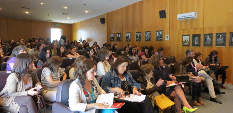 Se realizó el Segundo Seminario Regional OMEP Valparaíso en la PUCV