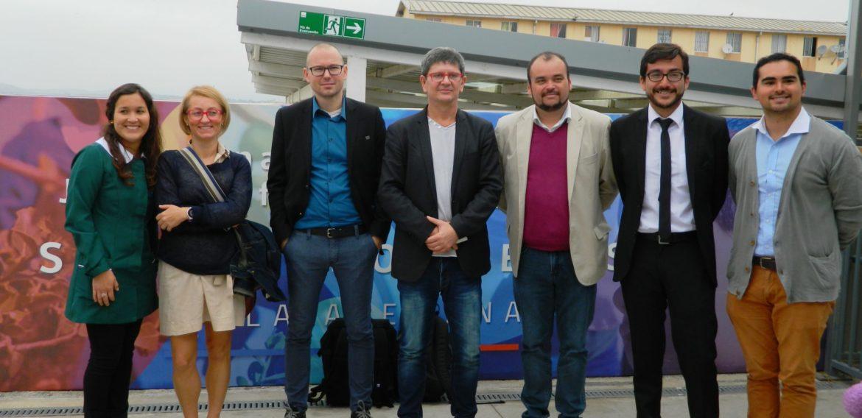 Investigadores de Eslovaquia realizan estancia académica sobre Educación Parvularia en la PUCV