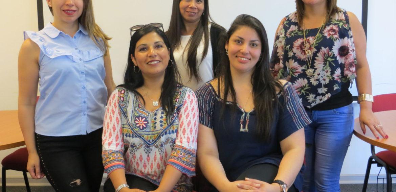 Estudiantes de Magíster en Gestión Escolar de la Universidad Católica de Temuco realizan pasantía en Programa de Magíster en Liderazgo de la PUCV