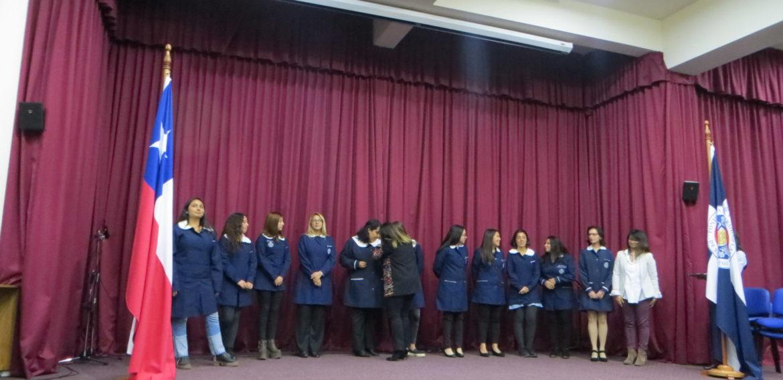 Cerca de 400 estudiantes de Pedagogía participaron de Ceremonias de Investidura que marcan el inicio de su Práctica Docente Inicial