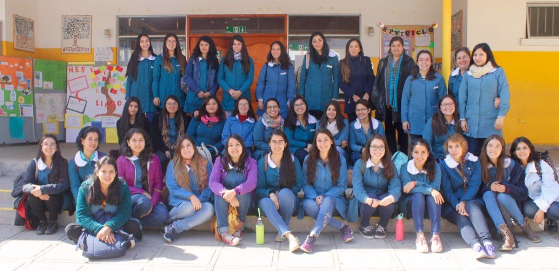 Estudiantes de Educación Especial participaron de gira de estudio en La Serena
