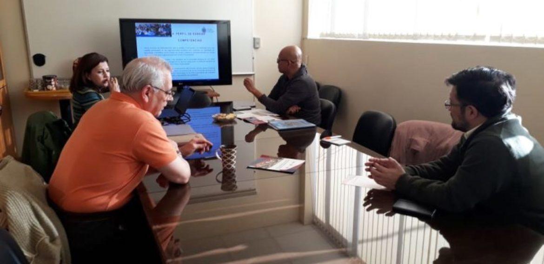 Visita del Director de Postgrados de la Universidad de la Costa de Colombia busca potenciar movilidad de estudiantes y profesores