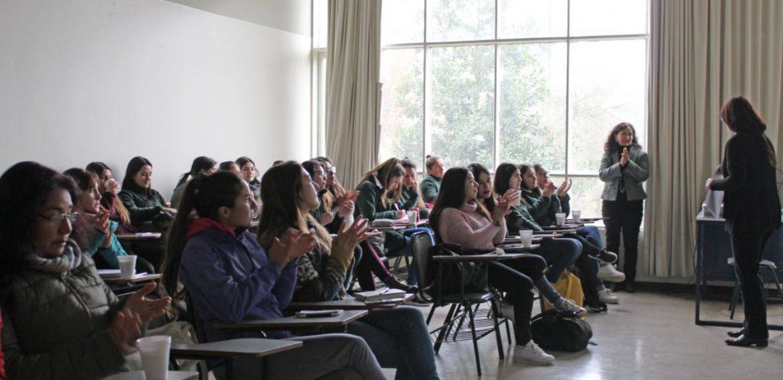 Educación Parvularia realizó encuentro de triada formativa en Campus Sausalito