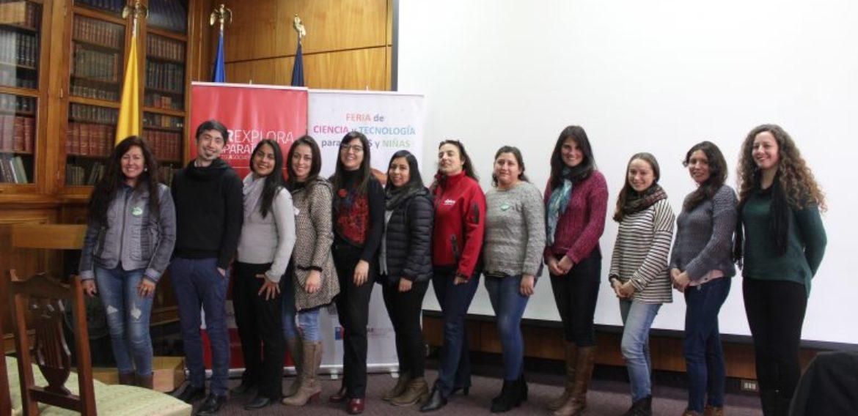 Segundo taller de Orientaciones Metodológicas convocó a docentes de la Región de Valparaíso