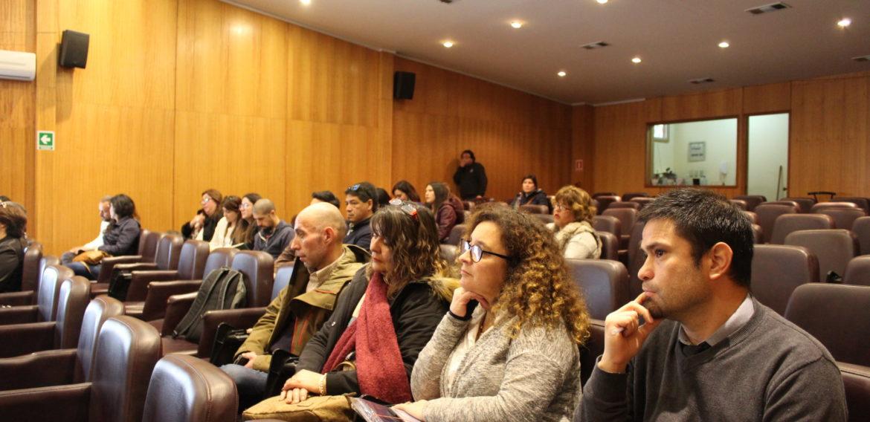 Magíster en Liderazgo y Gestión en Organizaciones Escolares rinde homenaje a profesor Rodrigo Vergara Barbagelata