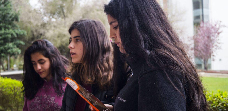Día Abierto PUCV: Cerca de 100 estudiantes visitaron las carreras de la Escuela de Pedagogía