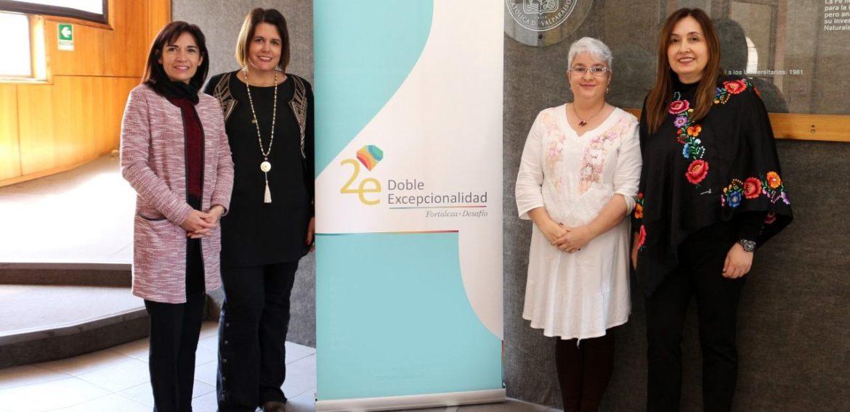 Alta Capacidad y Doble Excepcionalidad: Seminario organizado por equipo de Fondecyt Regular contó con la presencia de Dra. María Caridad García Cepero