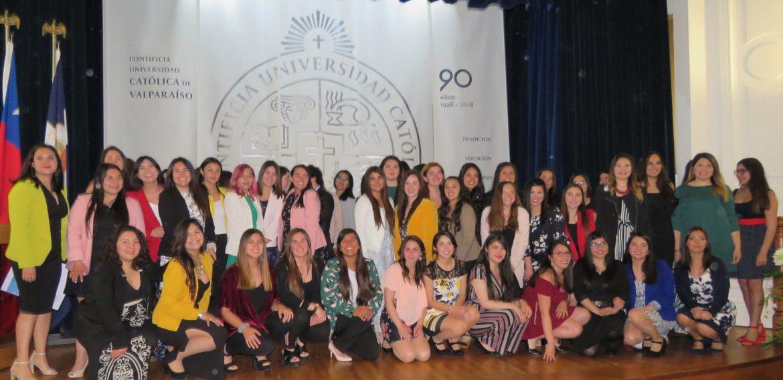 Estudiantes de Educación Especial recibieron su título profesional