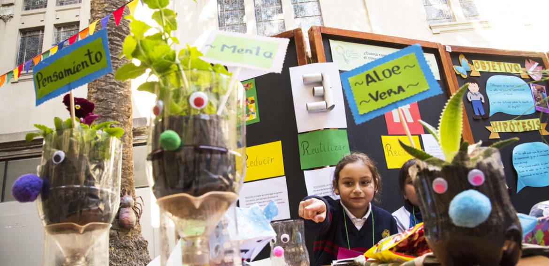 """Niños y niñas de toda la Región de Valparaíso darán vida a la 7ma Feria de Ciencia y Tecnología """"Haciendo ciencia voy creciendo"""""""