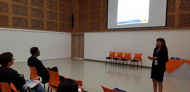 Académica de la Escuela de Pedagogía presenta conferencia en VIII Congreso Mundial de Estilos de Aprendizajes en Colombia