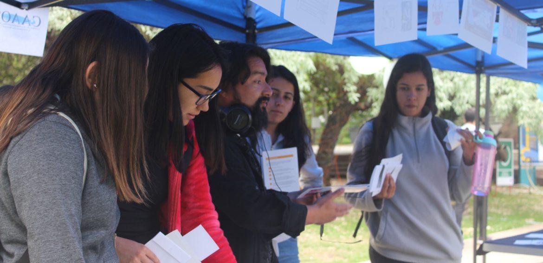 """IV Feria de Iniciativas Inclusivas """"Viviendo nuestros Derechos"""" se realiza en el Campus Sausalito"""