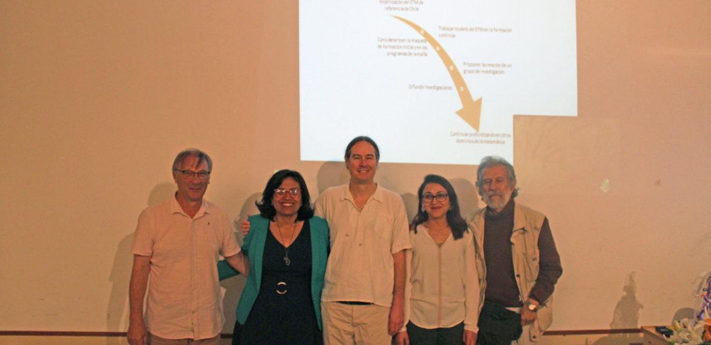 Académica de la Escuela de Pedagogía defiende tesis doctoral de la Université Paris Diderot en la PUCV