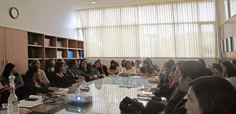 Proyecto de investigación sobre Liderazgo Pedagógico en Educación Parvularia presenta sus resultados en seminario