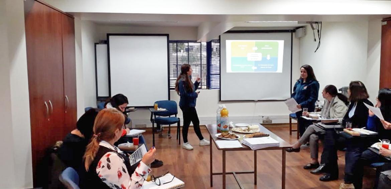 Intercambio nacional entre PUCV y UCM deja importantes aprendizajes en estudiantes de Educación Especial