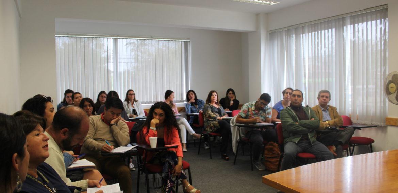 Magíster en Liderazgo y Gestión en Organizaciones Escolares ofrece Taller de Rúbricas para sus estudiantes y egresados