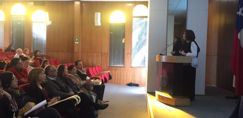 """Con éxito se realizó Seminario: """"Desafíos y Oportunidades para la Educación Especial en el Contexto Chileno: comunidades educativas y prácticas que favorecen la inclusión"""" organizado por Educación especial"""