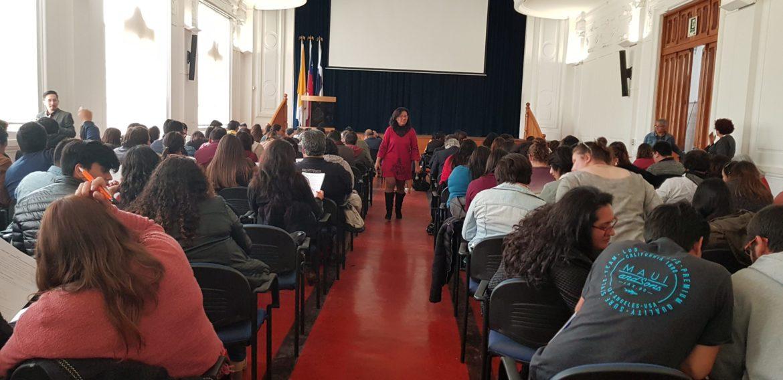 Académica de Educación Básica realiza Taller en XI Jornada Regional de Estudio de Clases