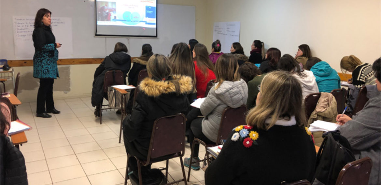 Con gran acogida se iniciaron las Jornadas de Actualización Bases Curriculares de Educación Parvularia 2018