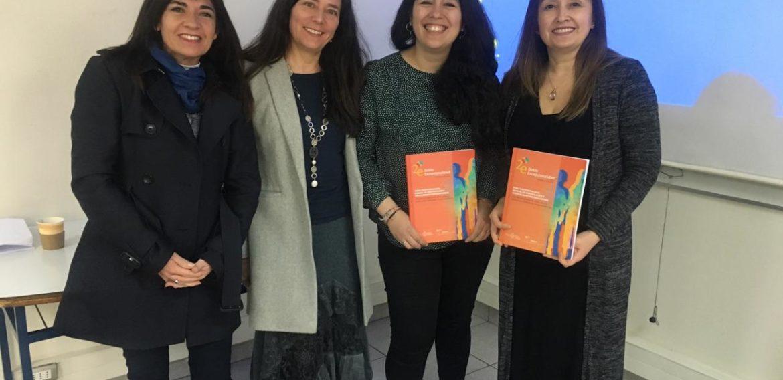 Docentes de la Escuela de Pedagogía expusieron en Congreso Interdisciplinario de Investigación en Educación