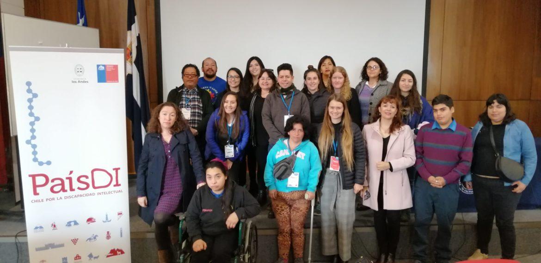 PUCV integra Mesa Intersectorial por la Discapacidad Intelectual de la Región de Valparaíso