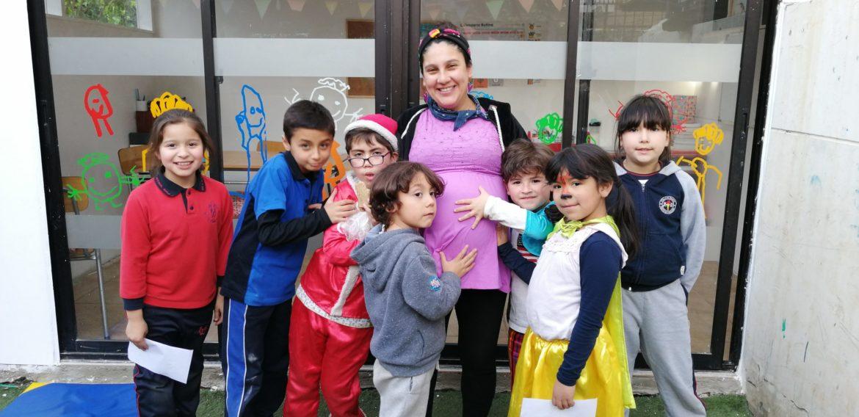 Verenna Aeschlimann, ex alumna de Educación Parvularia PUCV: el desafío de liderar un espacio educativo