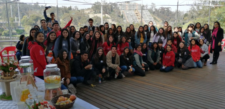 Día Abierto PUCV: Estudiantes de tres regiones del país visitan Escuela de Pedagogía