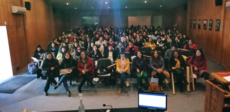 Educación Básica realiza Claustro de la carrera con gran participación de sus estudiantes