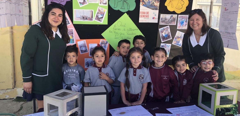 """Con exitosa Feria Científica culminó  proyecto  """"Problemáticas Sociocientíficas: aprender a partir del territorio"""""""