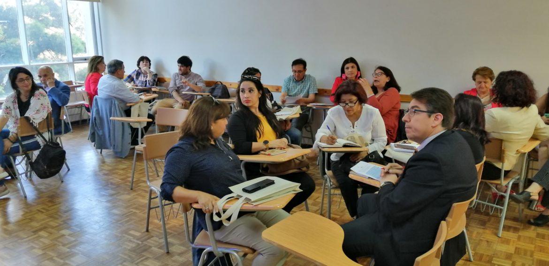 Educación Básica PUCV desarrolló importante encuentro con empleadores