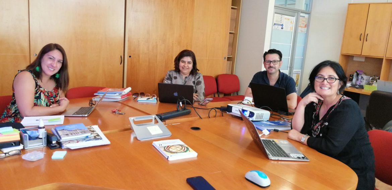 Escuela de Pedagogía desarrolla Núcleo de Investigación en Lenguaje, Aprendizaje y Prácticas Pedagógicas de alcance iberoamericano