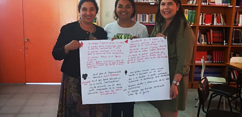 Programa Suma+, el aporte desde el liderazgo pedagógico
