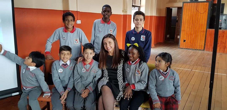 """Patricia Sarabia, ex alumna de Educación Parvularia PUCV: """"Los grandes cambios sociales se generan en la educación"""""""